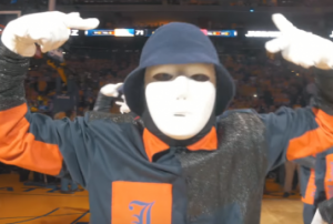 Jabbawockeez invade the NBA Finals!! - The BEAST Network (TBSN)