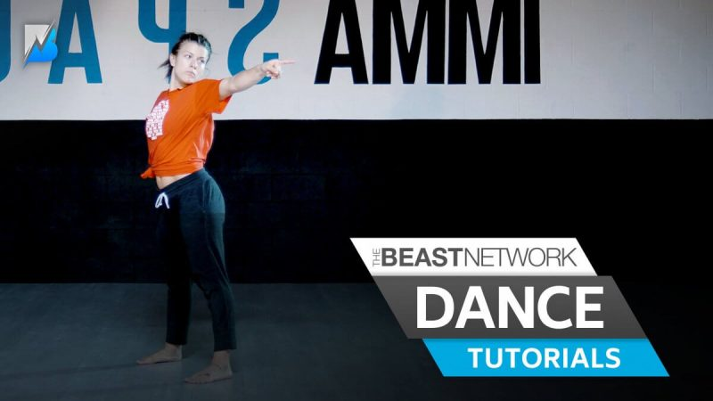 TBSN Dance Tutorial ft. Janelle Ginestra - BADMAN